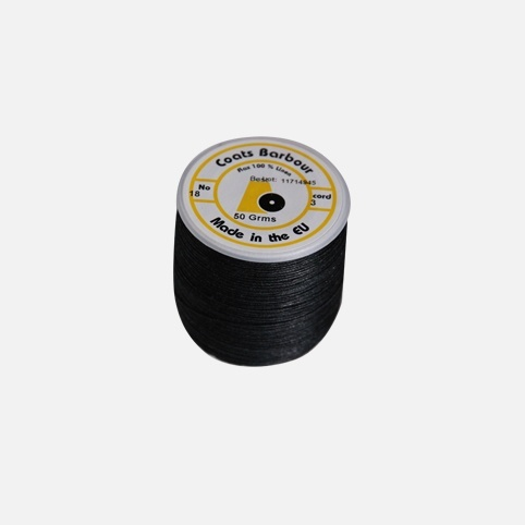 Coats Sewing Thread blk No18