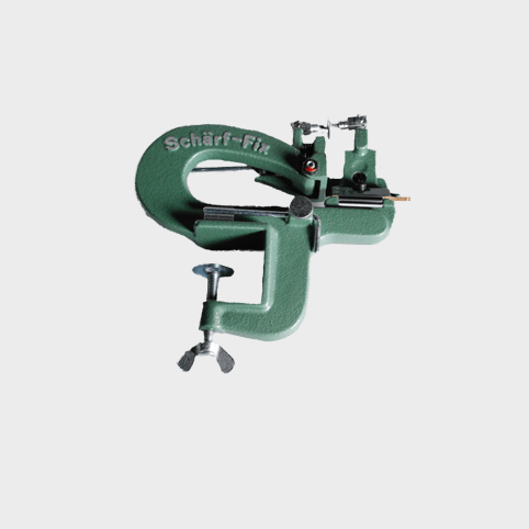 Scharf-Fix Paring Machine