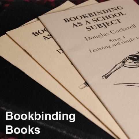 Bookbinding Books