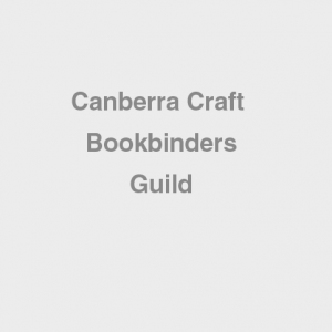 Canberra-Craft-Bookbinders-Guild
