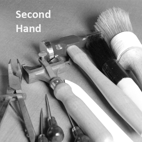 Second Hand Tools