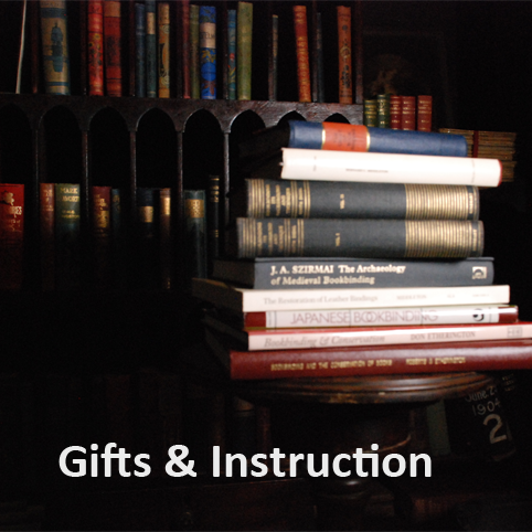 Gifts & Instruction